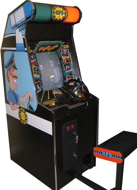 apb arcade for sale vintage arcade superstore