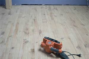 renover un parquet decoration maman a tout faire With poncer un parquet