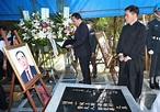 長眠國軍公墓,郝柏村祈願:兩岸不再有戰亂流離之苦 | 遠見編輯部 | 遠見雜誌