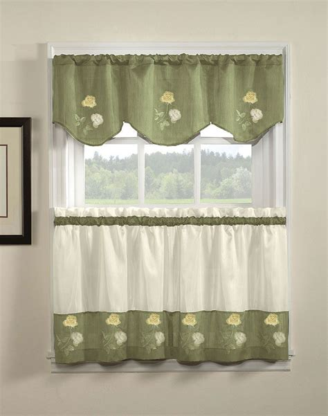 Kitchen Drapes And Curtains - kitchen curtains and valances 7 kitchen curtains