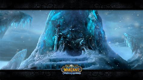 World Of Warcraft Animated Wallpaper - the frozen throne animated wallpaper by paulwhipps on