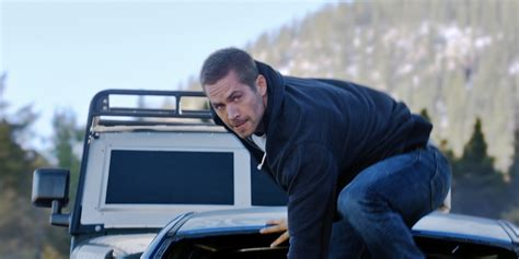 'fast And Furious 7' First Trailer Appears With Paul