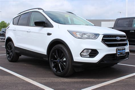 2017 Ford Escape Titanium Sport Appearance Package by 2017 Ford Escape Se Sport Appearance Package Ecoboost Suv