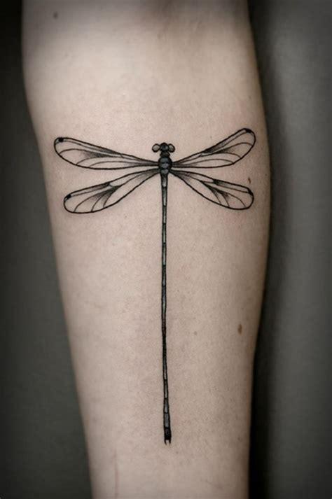 Fotos de Tatuagem de Libélula e Significado Toda Atual