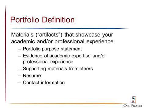 developing and maintaining your professional e portfolio
