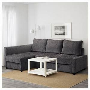 Sofa Bed Ikea : friheten corner sofa bed with storage dark grey ikea ~ Watch28wear.com Haus und Dekorationen