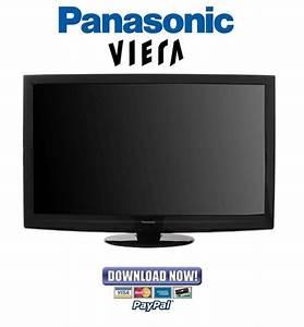 Panasonic Viera Tc P50g20   P50g25 Service Manual  U0026 Repair