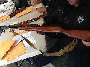 Gun buyback program funded by pot club - SFGate