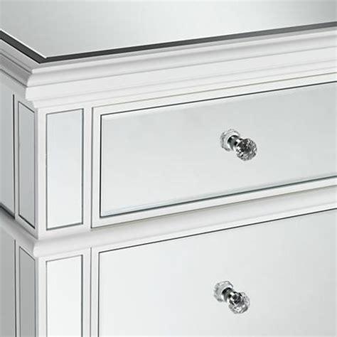 Hayworth Mirrored 3 Drawer Dresser by Hayworth 3 Drawer Mirrored Chest
