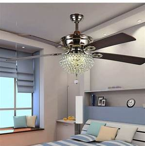 Unique living room fan light dining ceiling