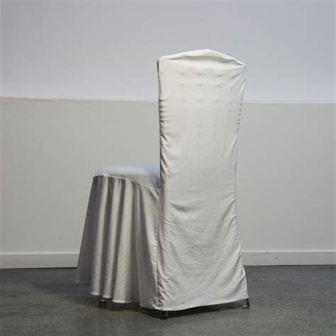 location housse de chaises location housse de chaise lycra blanche juponne sans accroche