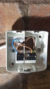 Wiring For Hive Active Heating