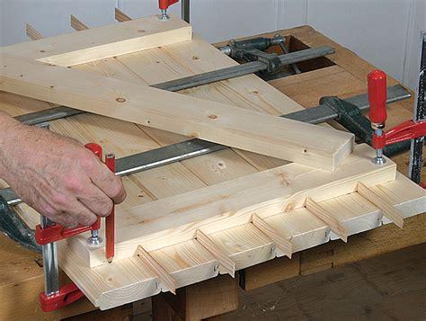 fabriquer ses volets en bois fabriquer un volet en bois swyze