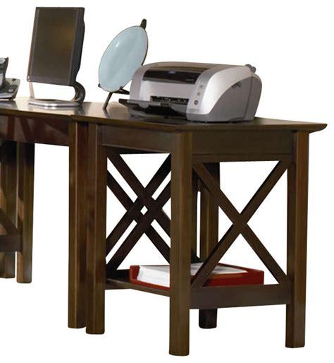 atlantic furniture printer stand in antique