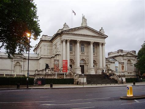 tate britain pimlico sw1 the imposing tate gallery now flickr