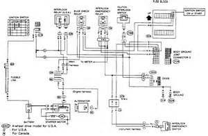 similiar 1995 nissan pick up schematic keywords nissan d21 wiring diagram together nissan pickup wiring diagram