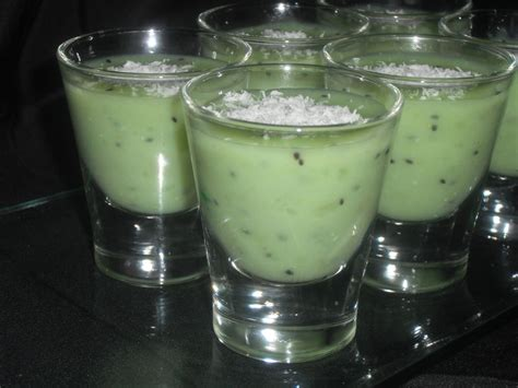 verrine 224 la cr 232 me de dessert au kiwi un dessert raffraichissant les d 233 lices du soleil