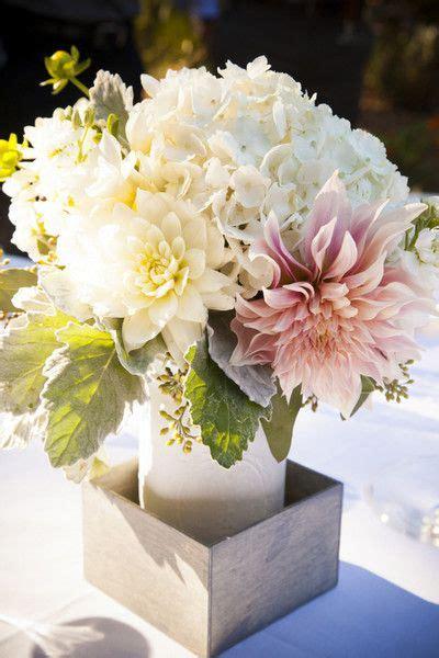 dahlia floral arrangements wedding centerpieces