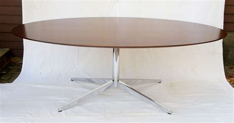 8 foot conference table 8 foot florence knoll oval dining table desk or