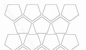 english paper piecing pentagon template by faerydaestitch With english paper piecing templates uk