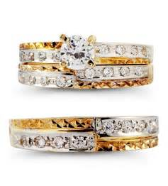wedding ring sets for him and wedding rings sets for him and di candia fashion