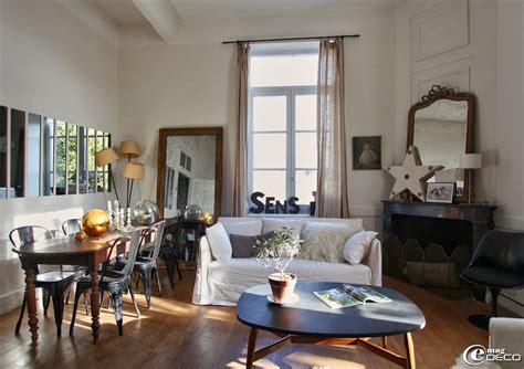 magasin de canapé lyon l 39 intérieur vintage d 39 une chineuse e magdeco magazine