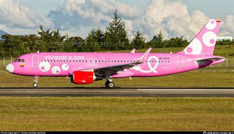 hk  viva air colombia airbus  wl photo  tomas acevedo sanchez id