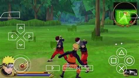 Naruto Shippuden Legends Akatzuki Rising Psp Iso Free