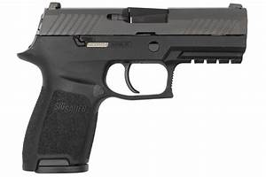 Sig Sauer P320 Compact 9mm Centerfire Pistol With Night Sights