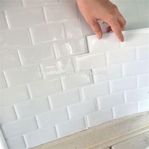 china dosseret tuile autocollant mur en vinyl classic