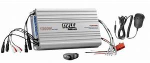 Pyle - Plmr440pa - Marine And Waterproof