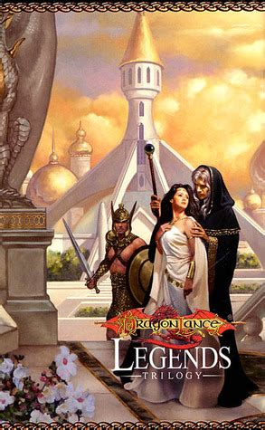 dragonlance legends trilogy dragonlance legends
