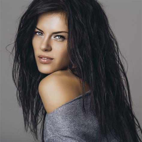Brown Hair Black Hair by Highlights For Black Hair 4 Hair Colors We