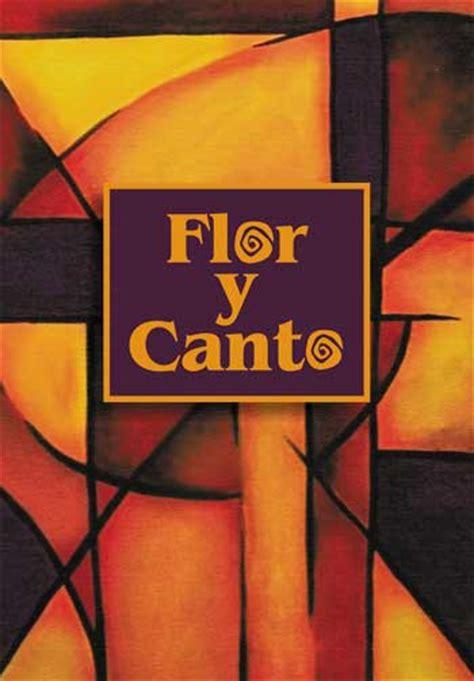 flor  canto tercera edicion guitar accompaniment book