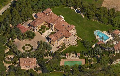 Villa Firenze   $165 Million Mediterranean Mega Mansion in ...