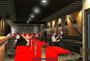 Trendy Steak House Interior Design projects Projects A