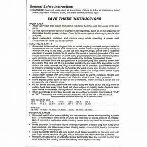 Instruction Manual Dewalt Dw321 Dw323 Vs Orbital Jig Saw