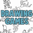 Drawing Games Ideas for Kids : Doodling Pencil and Paper ...