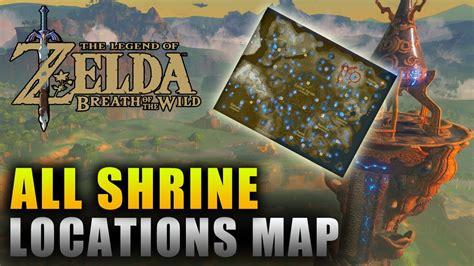 breath   wild  shrine locations map breath