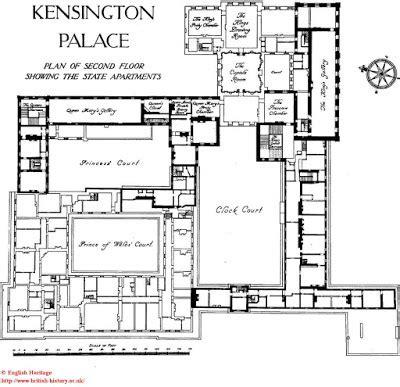 cottage floorplans architect design inside kensington palace