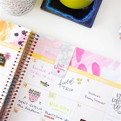 35554 Bloom Coupon Code by 50 Bloom Daily Planners Coupons Promo Discount