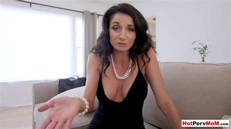 Busty Milf Stepmom Blackmail Fuck With Her Teen Stepson