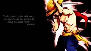 One Piece Luffy Quotes. QuotesGram