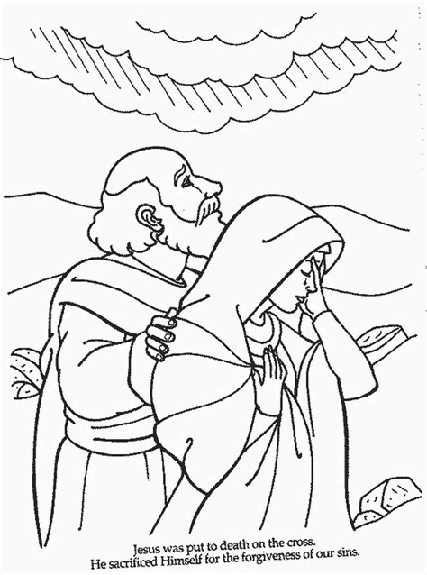 bible coloring pages teach  kids  coloring