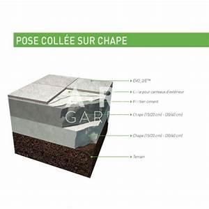 pose de carrelage exterieur sur chape beton evtod With pose de carrelage exterieur sur chape beton