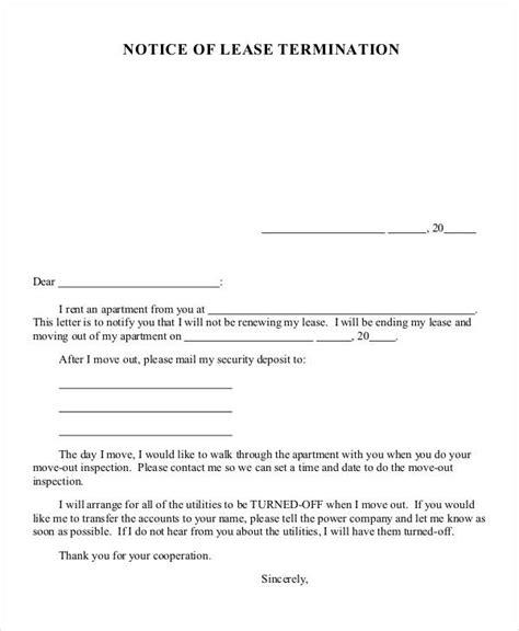 simple termination letter templates   ai