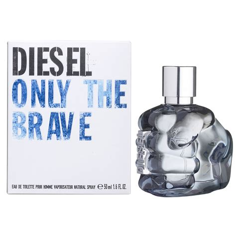 eau de toilette diesel diesel only the brave eau de toilette spray 50 ml