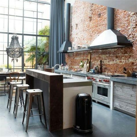 deco cuisine design décoration cuisine cagne accueillante et chaleureuse