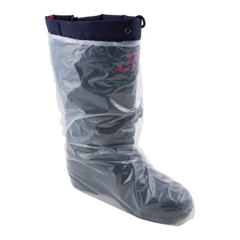 Clear Plastic Heavy Duty Shoe Covers (XL, 2XL Available)