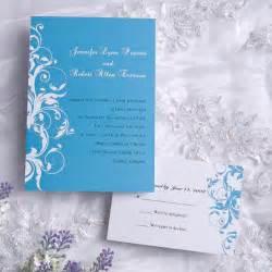blue wedding invitations wedding color trends blue wedding ideas and invitations
